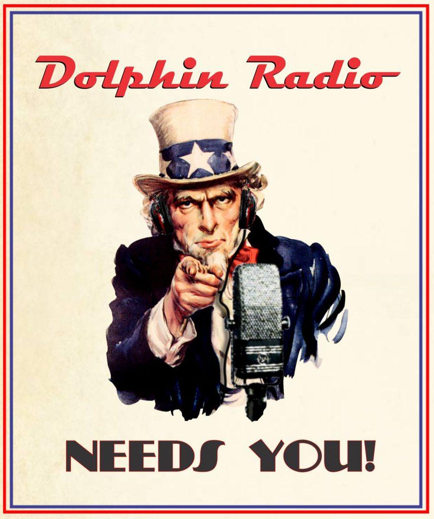 DolphinRadioNeedsYou